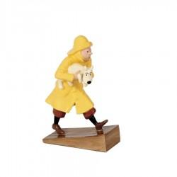 Pixi Moulinsart Tintin - Collection Classique - Tintin ciré