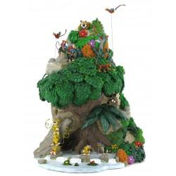 Pixi Franquin Marsupilami - Maxi Mini - La Montagne des Marsupilamis