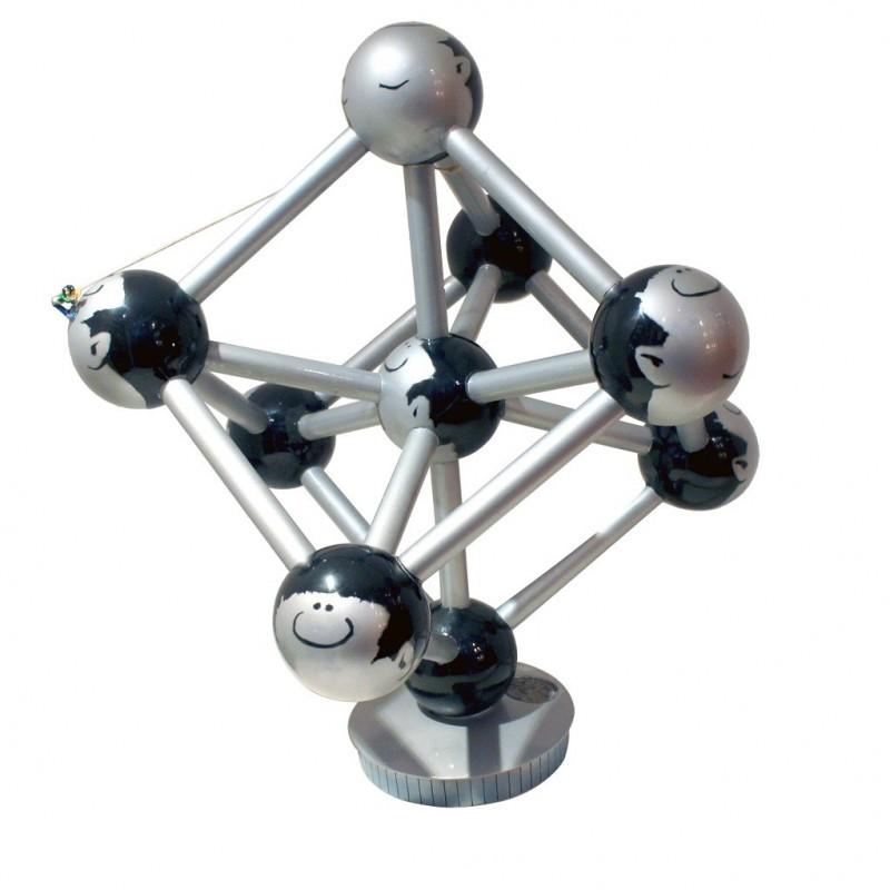 Pixi Franquin Gaston - Maxi Mini - Gaston Atomium