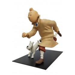 Leblon Moulinsart Tintin - Tintin et Milou running