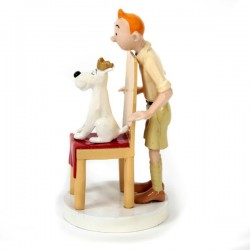 Pixi Moulinsart Tintin -  Hors Collection Echecs - Tintin et Milou Roi