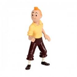 Pixi Moulinsart Tintin - Plat d'étain - Lotus Bleu