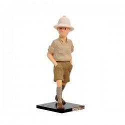 Leblon Moulinsart Tintin - Tintin Congo (15cm)