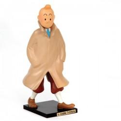 Leblon Moulinsart Tintin - Tintin Sceptre d'Ottokar (15cm)