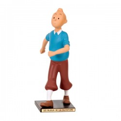 Leblon Moulinsart Tintin - Tintin Bijoux de la Castafiore (15cm)