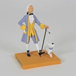 "Fariboles Moulinsart Tintin - Tintin et Milou ""Princiers"""