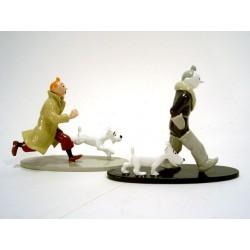Pixi Moulinsart Tintin - Collection Classique - Double boîte Tintin 1929/2004