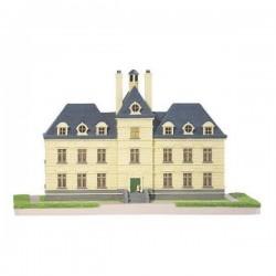 Figurine Moulinsart Tintin - Maquette du château de Moulinsart