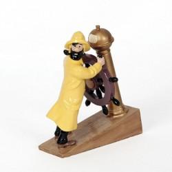 Pixi Moulinsart Tintin - Collection Classique - Haddock à la barre