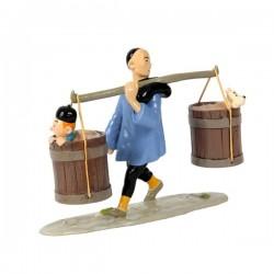 Pixi Moulinsart Tintin - 3ème série - Tintin, Milou et le Chinois