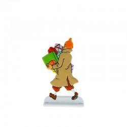 Relief Moulinsart Tintin - Fig 34 Tintin cadeaux
