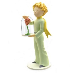 Collectoys St Exupery - Petit Prince à la rose