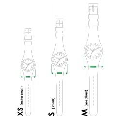 "Horlogerie Moulinsart Tintin - Montre Tintin & Co : Sport Skin Tournesol ""M"" (Green)"