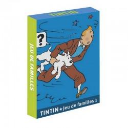 "Jeu Moulinsart Tintin - Familles ""Histoires & Personnages"" 1"