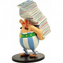Collectoys Uderzo Astérix - Obélix Pile de Livres