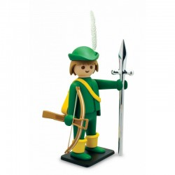 Collectoys Playmobil Vintage - Le Jeune Arquebusier