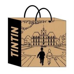 Bagagerie Moulinsart Tintin - Sac papier Château de Moulinsart
