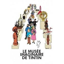 Figurine Moulinsart Tintin - Vase Mochica (Musée Imaginaire)