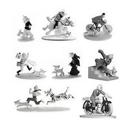 Figurine Moulinsart Tintin - Hors Série 1 Tintin Soviets