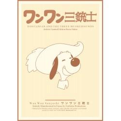Fariboles Les 3 mousquetaires D'Artagnan - Dogtanian, le chien mousquetaire