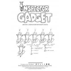 Fariboles Inspecteur Gadget - Inspecteur Gadget parapluie