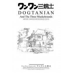 Fariboles Les 3 mousquetaires Dogtanian - Dogtanian, le chien