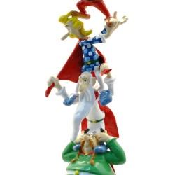 Pixi Uderzo Astérix - La colonne Astérix (polychrome)