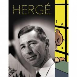Livre Moulinsart Tintin - Catalogue Exposition Hergé Grand Palais Edition Luxe