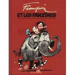 """Pixi Franquin Gaston - """"Origine"""" Gaston et l'éléphant"""