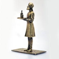 "Pixi Jacobs Blake et Mortimer - ""Bronze"" Nazir au plateau"