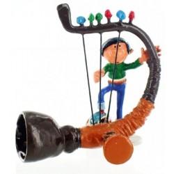Pixi Franquin Gaston - Gaston et son Gaffophone