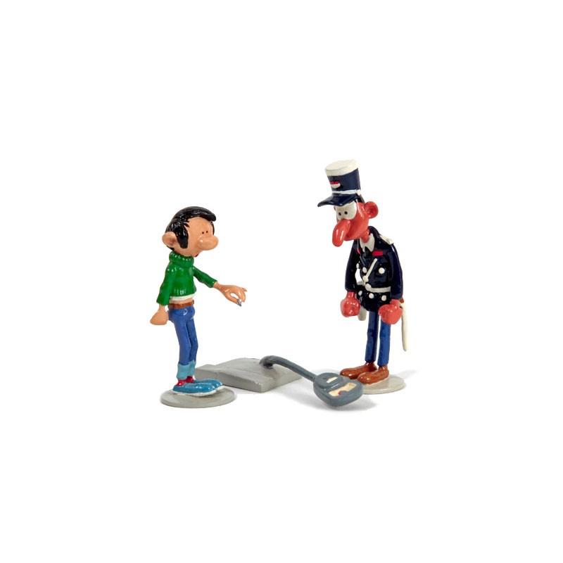 Pixi Franquin Gaston - Gaston et Longtarin