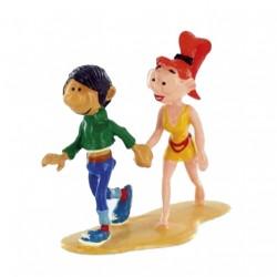 Pixi Franquin Gaston - Gaston et Moiselle Jeanne