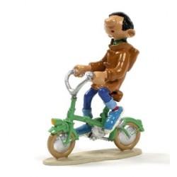 Pixi Franquin Gaston - Gaston sur son Mini-Vélo