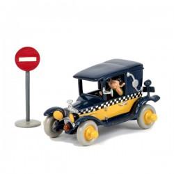 Pixi Franquin Gaston - Gaston dans sa voiture