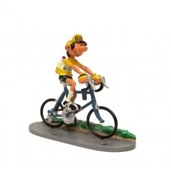 Pixi Franquin Gaston - Gaston coureur cycliste (Maillot jaune)