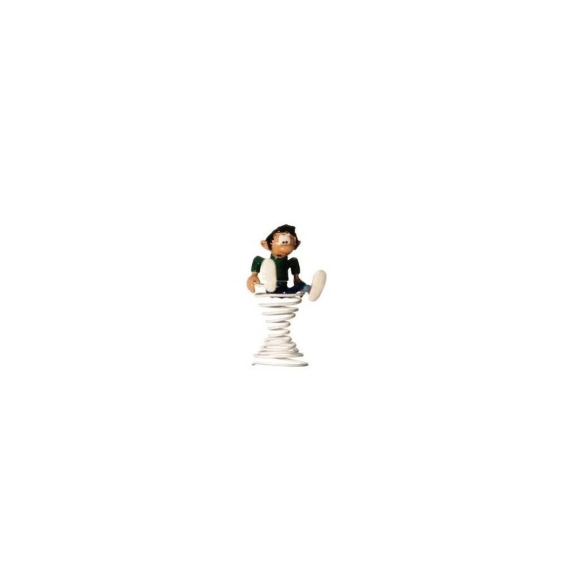 Pixi Franquin Gaston - Gaston sur son ressort