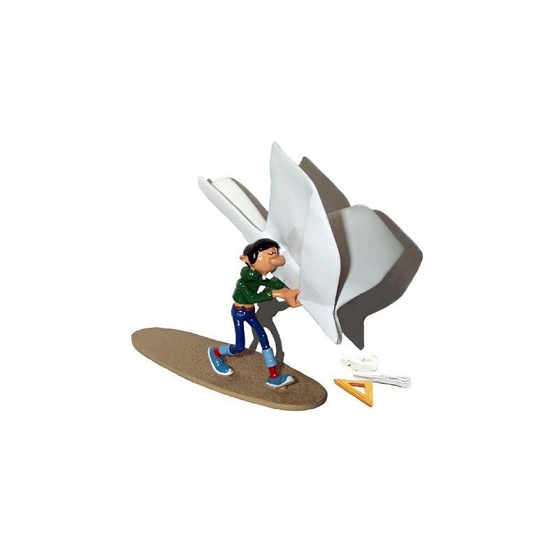 Pixi Franquin Gaston - Gaston et son avion en papier