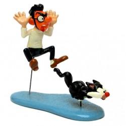Pixi Franquin Gaston - Prunelle et le chat de Gaston