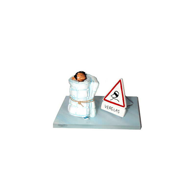 Pixi Franquin Gaston -  Gaston matelas / verglas