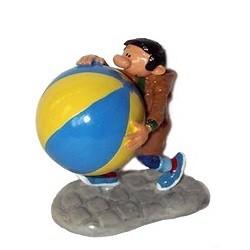 Pixi Franquin Gaston -  Gaston et son gros ballon