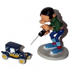 Pixi Franquin Gaston -  Gaston et son taxi radiocommandé