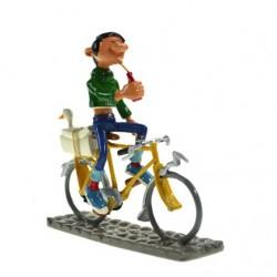 Pixi Franquin Gaston - Gaston à vélo