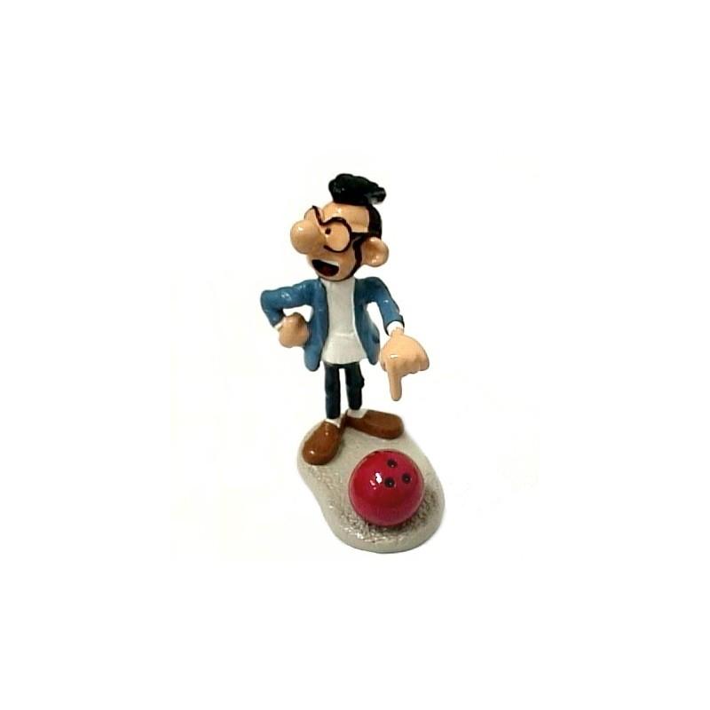 Pixi Franquin Gaston - Prunelle et la boule de bowling