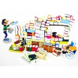 Pixi Franquin Gaston - Labyrinthe de Gaston (nouvelle version) Boîte n°1 : Gaston livres