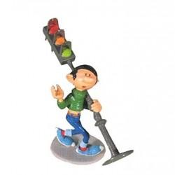 Pixi Franquin Gaston - Gaston feu tricolore