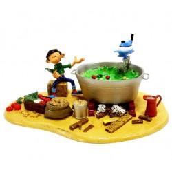 Pixi Franquin Gaston - Gaston et sa soupe géante
