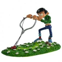 Pixi Franquin Gaston - Gaston et sa minitondeuse