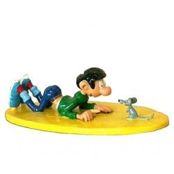 Pixi Franquin Gaston - Gaston et sa souris