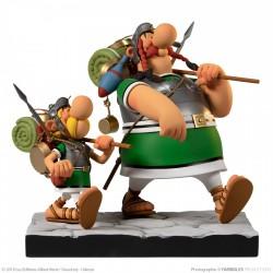 Fariboles Uderzo Astérix - Astérix et Obélix en légionnaires